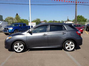 2010 Toyota Matrix XR Hatchback MANUAL 2.4L