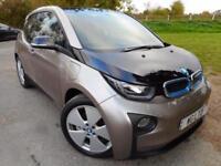 2015 BMW I3 Range Extender 5dr Auto DC Rapid Charge! Low Miles! 5 door Hatch...