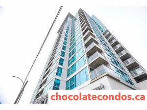 CHOCOLATE CONDOS FOR SALE - DOWNTOWN, CALGARY