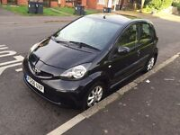 Toyota aygo 2006 ,5 Door ,LOW MILEAGE ,***£20*** ROAD TAX ONLY PER YEAR