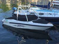 RINKER 190 Captiva Relentless 19Ft Speed/Family Boat and Trailer