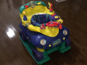 Bouncing Buggy Bouncer/Exersaucer - Safety 1st