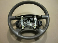 Steering wheel with controls, for Nissan Pathfinder 1996-2004
