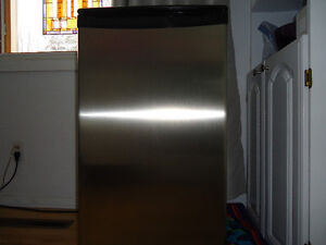 Stainless Bar Fridge