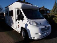 Autocruise Starburst 2 Berth 2008 Rear Washroom 6 Speed Manual Peugeot Boxer RHD