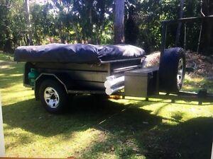 CAMPER TRAILER HIRE Sunshine Coast from $40 per/night Buderim Maroochydore Area Preview