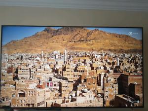 65' Sony 4k smart led HD tv