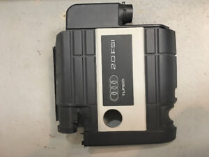 Audi A3 turbo engine cover