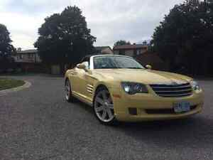 2005 Chrysler Crossfire Roadster Convertible