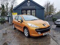 Peugeot 207 1.6 SPORT (orange) 2007