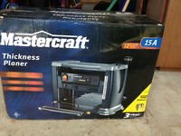 Mastercraft thickness Planer *brand new*