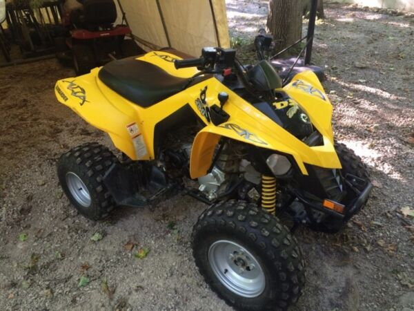 Used 2005 Can-Am DS 250