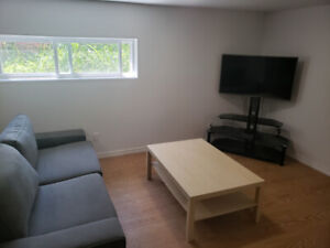 New Basement Studio Apartment in Old East Hill