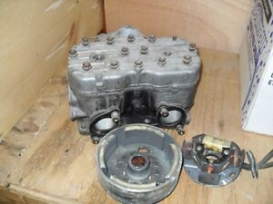 340 Artic Cat engine with Comet clutch - other parts