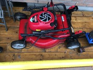 Craftsman lawnmower Poulan trimmer