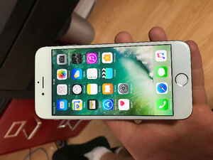 iphone 6 128gb avec fido en excellent etat!!