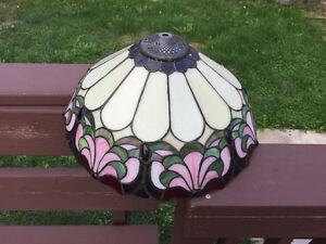 Tiffany Leaded glass shade
