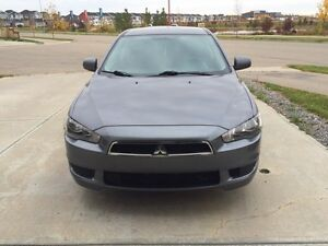 2008 Mitsubishi Lancer LOW KMS, WARRANTY Edmonton Edmonton Area image 1