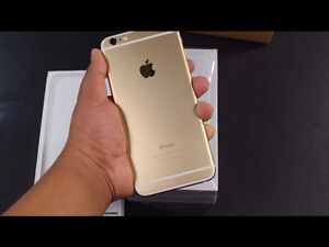 Gold IPhone 6Plus