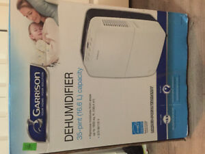 Moving sale Dehumidifier recently bought used only once