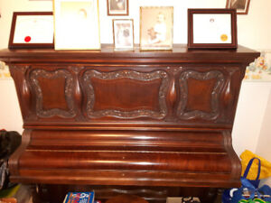 Beautiful Antique Piano