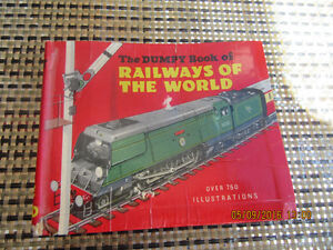 THE DUMPY BOOK OF RAILWAYS OF THE WORLD