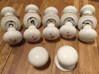 Porcelain Door Handles