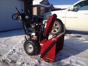 """Craftsman 27"""" 1350 Series Snowblower"""