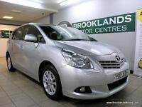 Toyota Verso 1.8 VALVEMATIC TR Auto [4X TOYOTA SERVICES, PANORAMIC ROOF and 7 SE
