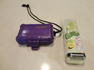 Otterbox XCaret Watertight Case for Cell phone, & Ear Headphones Kitchener / Waterloo Kitchener Area image 1