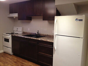 new 1 bdrm basement suite in NW ALL INCLUDED cable internet util