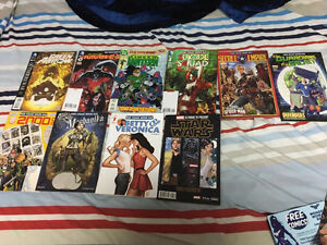 Selling Comic Books & Poster