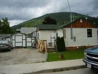 Excellent Investment/Revenue Property in Beautiful Creston BC