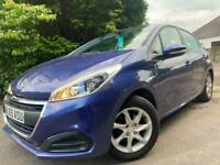 2015 65 PEUGEOT 208 1.0 PURE TECH ACTIVE 5DR ONLY 35,000 MILES F/S/H