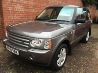 Land Rover Range Rover 3.6TD V8 auto 2008MY Vogue FINANCE AVAILABLE