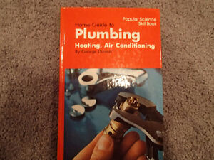 Popular Science Skill Book - Home guide to PLUMBING Heating, Air