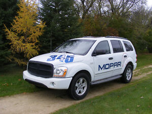 2006 Dodge Durango Limited SUV, Crossover 8 passenger