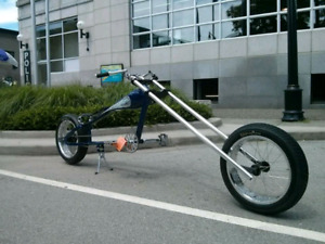 Hand Built 9' Long Chopper Cruiser