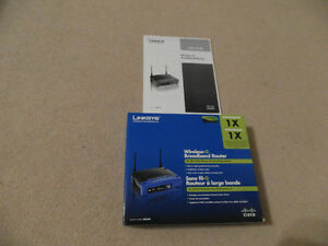 Linksys WRT54GL 802.11b/g Wireless Broadband Router up to 54 Mbp