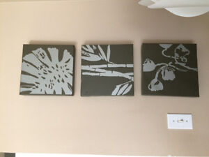 Set of Canvas Pictures