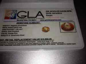 Certified appraised GEMSTONES  to trade for what have you?