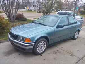 1997 BMW 3 SERIES ALL DEALER SERVICE RECORDS BACK TO 1998