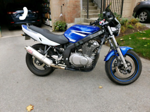2008 Suzuki GS500 Low kms great condition