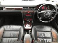 AUDI A6 AVANT (2002) 2.5 TURBO DIESEL V6 AUTOMATIC ESTATE (155 BHP)