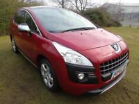 2012 12 PEUGEOT 3008 1.6 HDI EXCLUSIVE