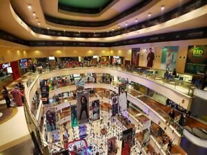 Commercial Shop in Fortress Square Mall Lahore - Rented Income