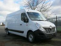 Renault Master 2.3dCi Euro 6 ECO 135.35 L3 H2 NEW UNREGISTERED