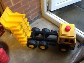Childs Toy Truck
