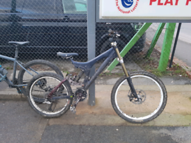 Specialized Big Hit Fsr Downhill Mountain Bike/Full Suspension