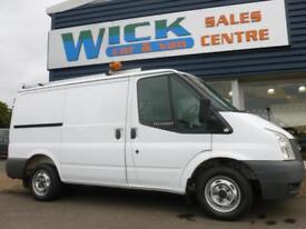 2010 Ford TRANSIT 300 LR SWB 85ps Van *LOW MILES* Manual Medium Van
